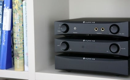 Amplifier & Preamp